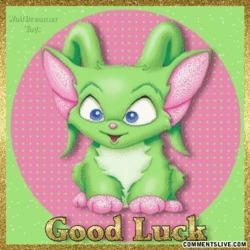 Good Luck